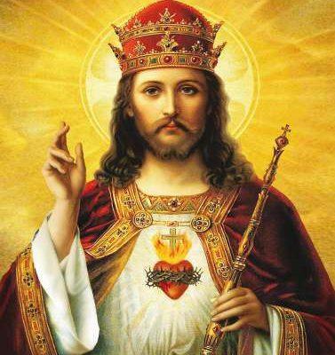 OGŁOSZENIA PARAFIALNE  Uroczystość Chrystusa Króla Wszechświata – 25 listopada 2018 r.